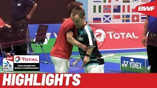 Total BWF Para-Badminton World Championships 2019. Day four, morning standing highlights | BWF 2019