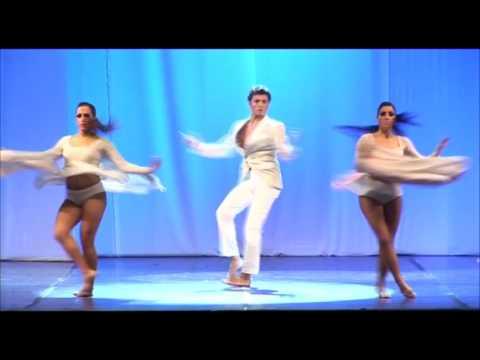 Salsorro 2008 - Sabado - Marco Ferrigno con Haridian y Carla - Italia y Espana