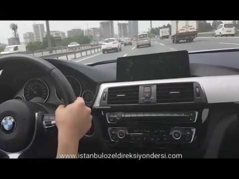 Otoyollar Da Takip Mesafesi, Şerit İzleme Kuralları, Tem, Otoban Da Araba Kullanma Eğitimi