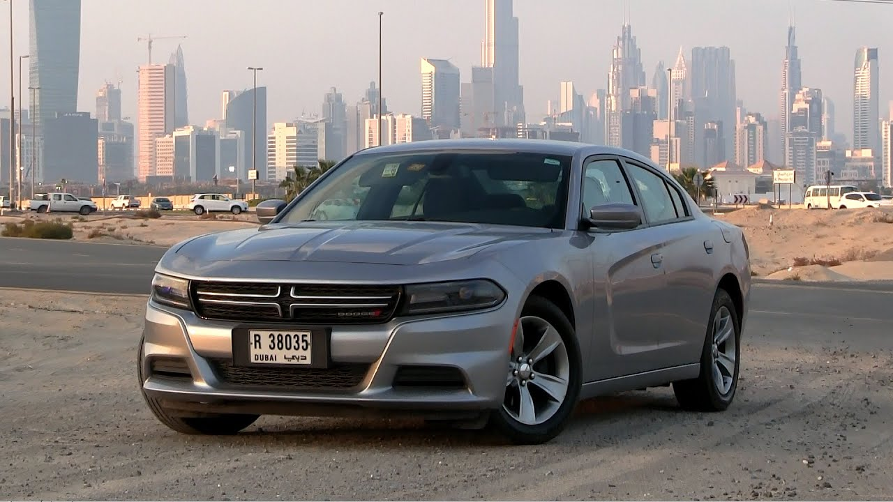2016 dodge charger 3 6l v6 292 hp test drive doovi. Black Bedroom Furniture Sets. Home Design Ideas