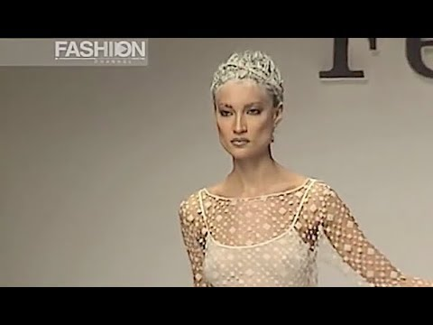 MARELLA FERRERA Fall 1998 1999 Haute Couture Rome - Fashion Channel