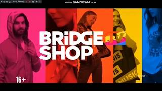 конец Шарм ТВ, заставка, анонс BRIDGE TV Shop и начало Клипы на BRIDGE TV Dance (18.11.2018)