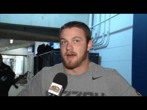 POST-GAME INTERVIEW:  Maty Mauk after throwing 5 TD's vs UK