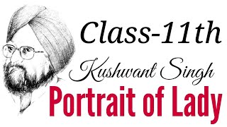 Portrait of a lady by Kushwant Singh Short story in Hindi full story