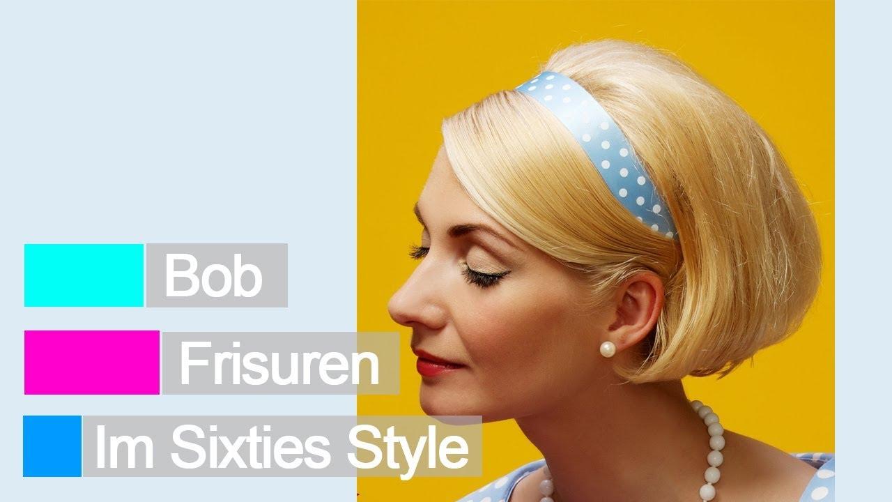 Bob Frisuren Im Sixties Style Ideen