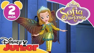 Sofia die Erste - Clip: Die Halloween-Kostümparty, Teil 2 | Disney Junior