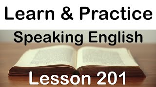 Learn & Practice Speaking English: Repeat-after-me