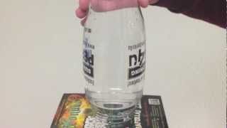 Gravity Free Water Experiment
