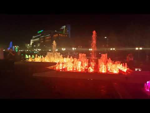Парк в Ереване в 2800-летию города/Изумительные статуи и фонтаны/Центр Еревана 15.05.2019
