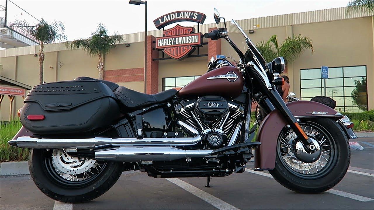 2018 Harley-Davidson Heritage Classic (FLHCS) │Buyer's ...