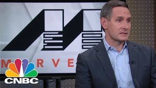 Marvell Technology Group CEO: Acquiring Cavium | Mad Money | CNBC