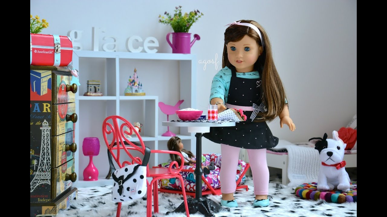 American Girl Doll Room Diy