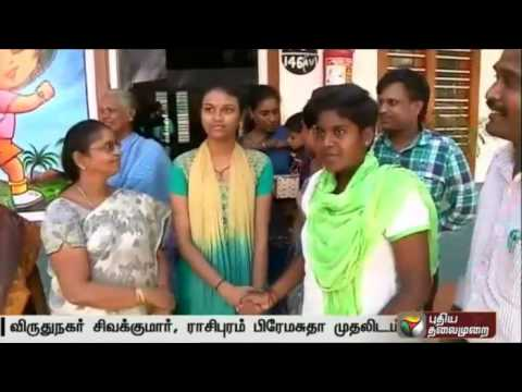 Tamil Nadu SSLC results out: Details of state top scorers