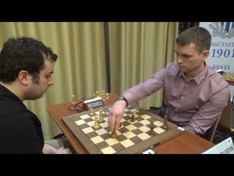 GM Gadir Guseinov - GM Aleksandr Volodin, Closed Sicilian, Rapid chess, PART III