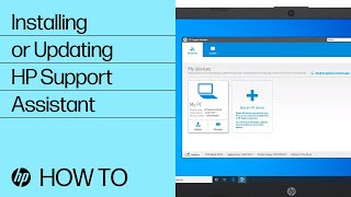 Hp Pcs How To Download Install And Use Hp Support Assistant Windows Hp Customer Support