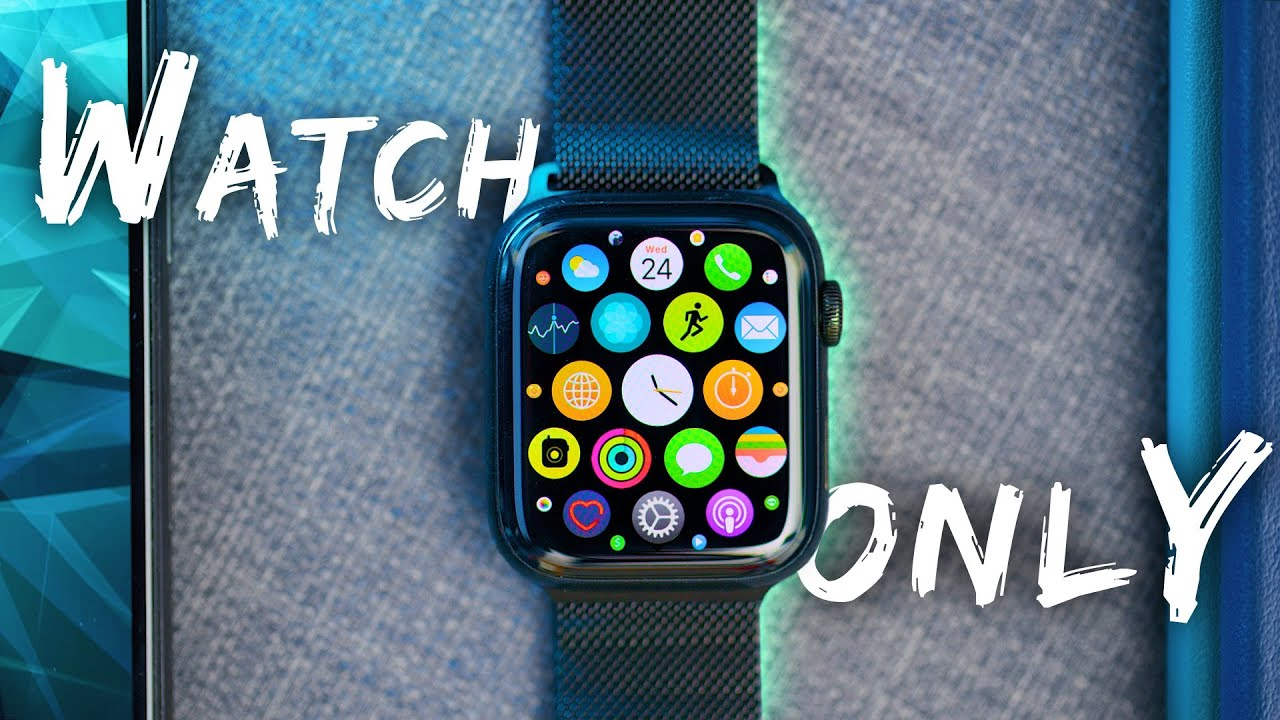 Replacing My iPhone With An Apple Watch