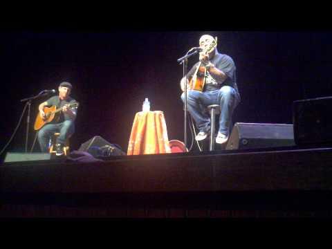 Aaron Lewis & Corey Taylor-Black New Years Eve 2011