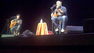 Aaron Lewis & Corey Taylor-Black New Years Eve 2011