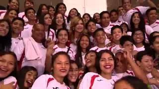 Abandera Gobernadora A Deportistas Rumbo A Olimpiada
