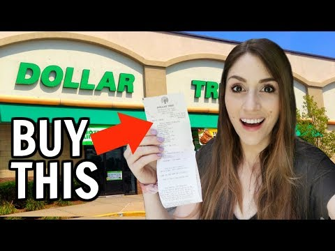 8 Things You Should ALWAYS Buy At The Dollar Tree