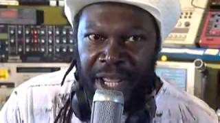 Levi Roots & Norman Cook (Fatboy Slim) perform the Angels Den Song
