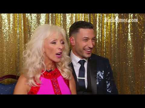 Strictly 2017: Debbie McGee and Giovanni Pernice