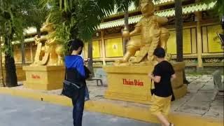 Theo chân nhà báo Nguyễn Phương Hùng thăm khu du lịch tâm linh Đại Nam tuyệt đẹp
