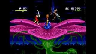 Mega Drive Longplay 351 Mamono Hunter Yohko Makai Kara No Tenkosei