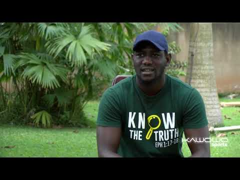 QUICK CHAT: With Arnold Kiiza