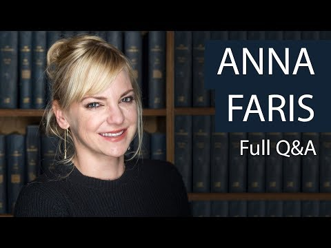 Anna Faris Full  Q&A  Oxford Union