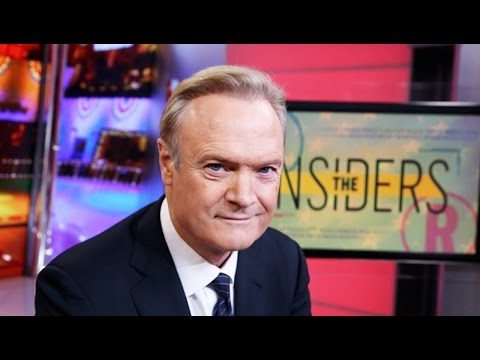 MSNBC Progressive Purging Lawrence O'Donnell?