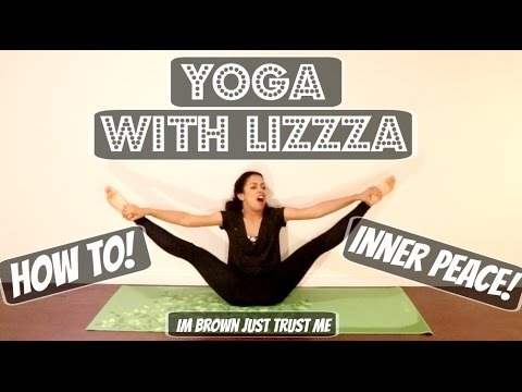 Thumbnail: STRETCHING OUT! YOGA WITH LIZZZA! | Lizzza