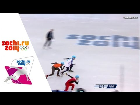 XXII Зимние Олимпийские игры.Могул.Мужчины.Финал.