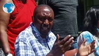 Ngunjiri, a section of Nakuru politicians slam allegations that they don't respect the president