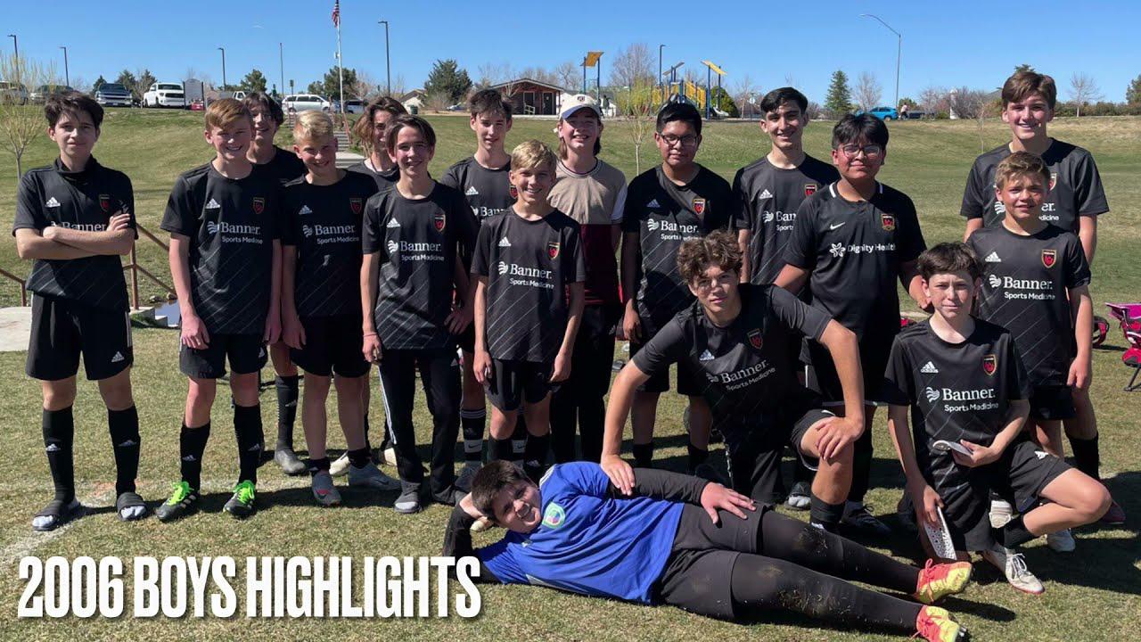 U15 Boys Highlights
