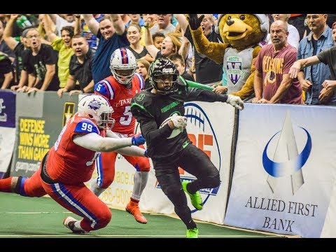 Roughriders Win 2017 APF Championship in Final Seconds! (Titanic Version)