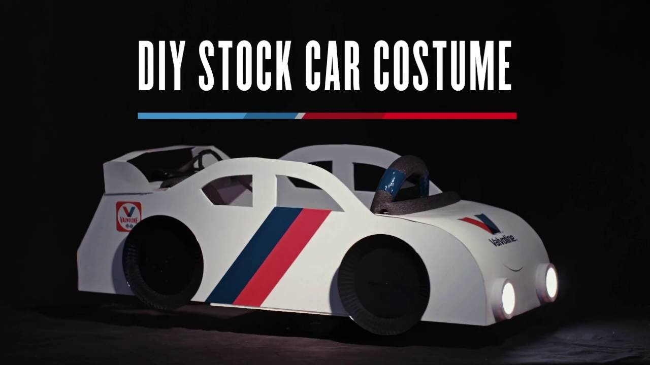 Win halloween with this diy car costume youtube win halloween with this diy car costume solutioingenieria Image collections