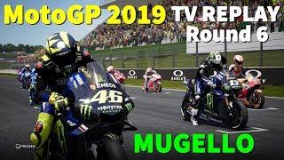 MotoGP Mugello 2019 | Championship #6 | TV REPLAY | PC GAME MOD 2019
