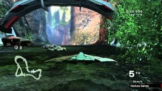 Fatal Inertia EX para PS3 - 10 minutos de Gameplay