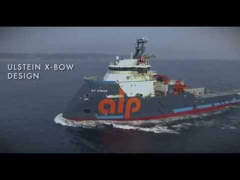 ALP Striker Korea - Bollard Pull  4K