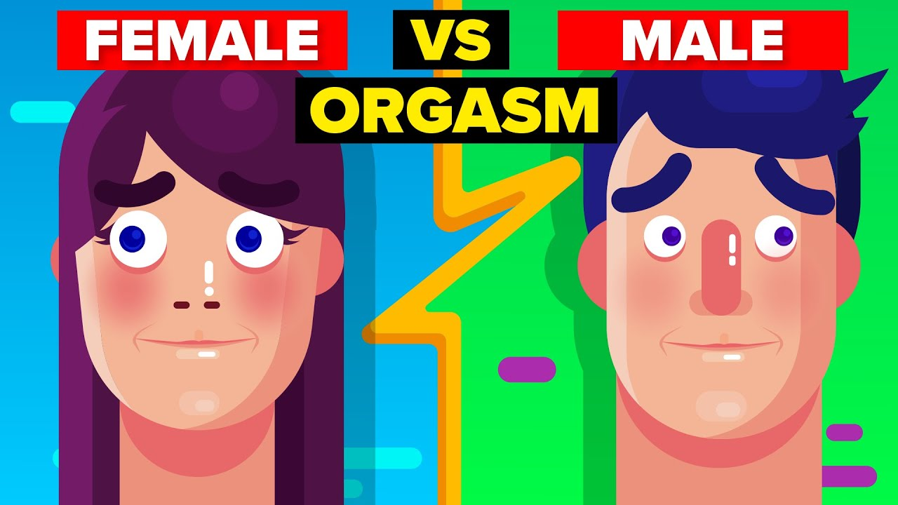 Female Orgasm Vs Male Orgasm - How Do They Compare - Youtube-9602