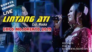 Lagu : lintang ati songwritter maska terbaru live show sagita expo mojokerto 2019 bareng an promosindo