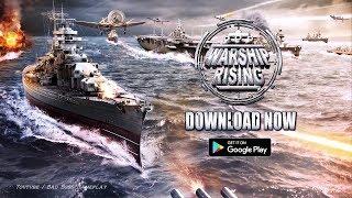 Warship Rising - 10 vs 10 Real-Time Esport Battle | Android - iOS Gameplay screenshot 2