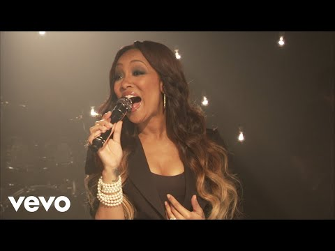 Monica - Angel of Mine / So Gone Medley (AOL Sessions)