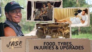 Ask Jase: Food, Tyres, Injuries & Upgrades► All 4 Adventure TV