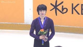 차준환 (Jun Hwan Cha) 2018.12.23 랭킹전 시상식(Victory Ceremony)