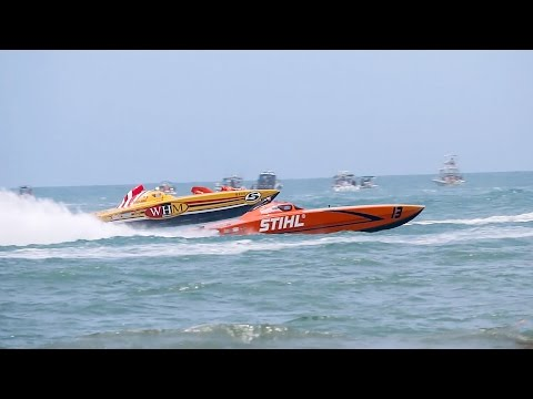 2017 Super Boat International Race at Cocoa Beach