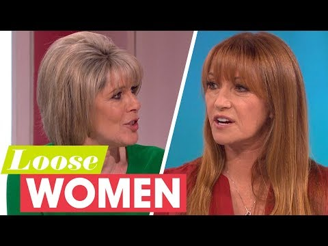 Jane Seymour Reveals How Having Children in Later Life Nearly Killed Her | Loose Women