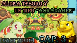 Gameplay - PMD capitulo 3: Un pokemon