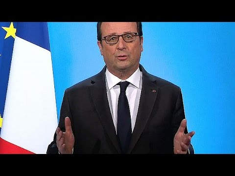 French President Hollande won't seek re-election in 2017